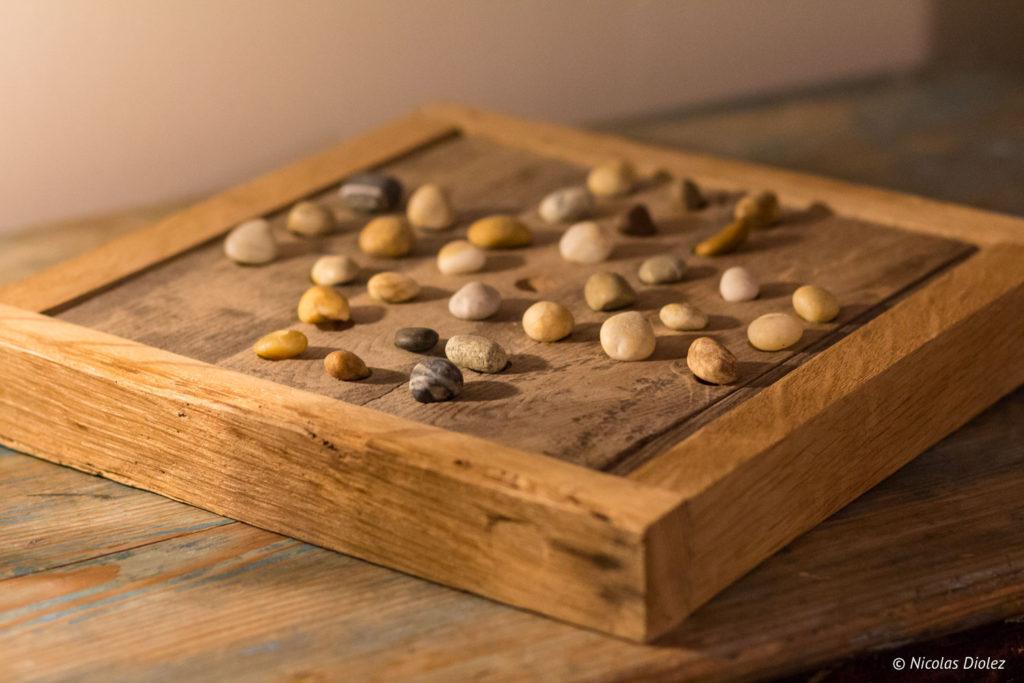 jeu Gîte Ruelle des Jardins Val de Loire