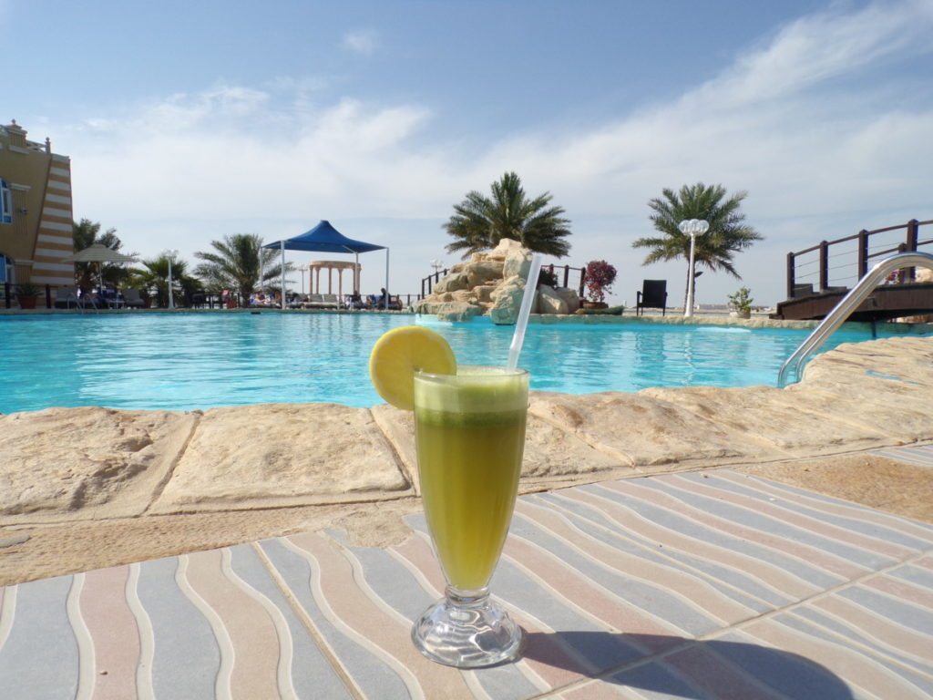 Lemonmint Al Sultan Beach Resort Hotel Qatar