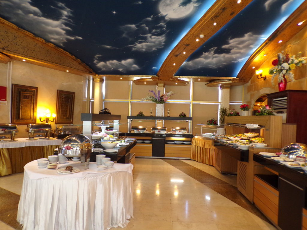 buffet Al Sultan Beach Resort Hotel Qatar
