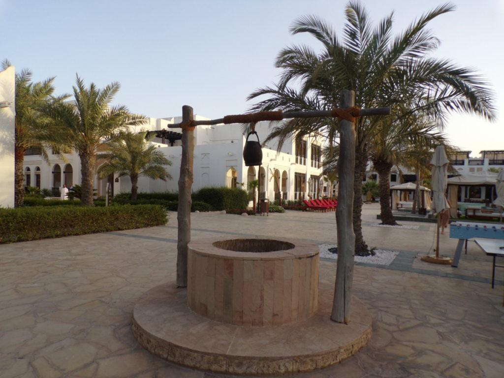 puit Hôtel Sharq Village and Spa Doha Qatar