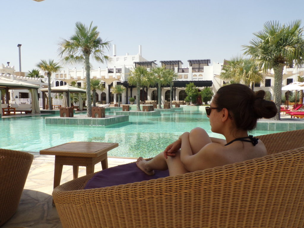 Melle Bon Plan Hôtel Sharq Village and Spa Doha Qatar - DR Melle Bon Plan 2016