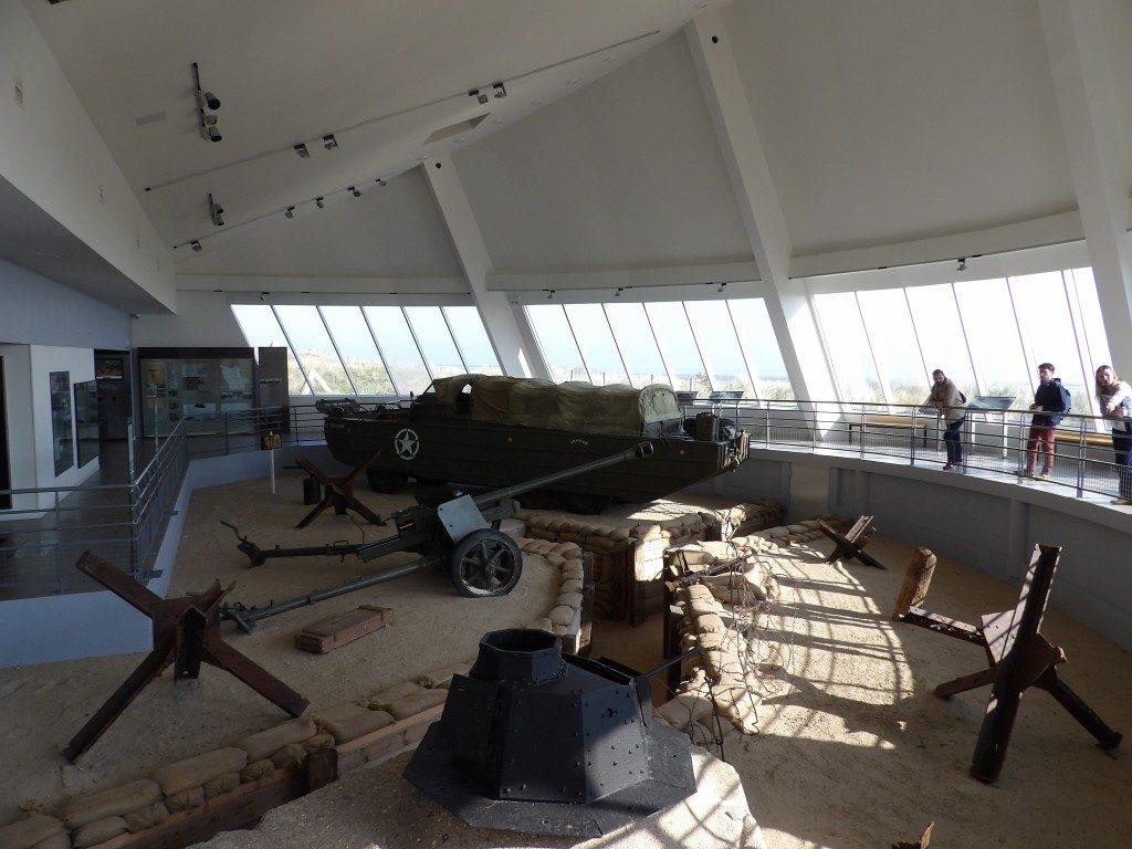 Musée du Débarquement d'Utah Beach La Manche Normandie