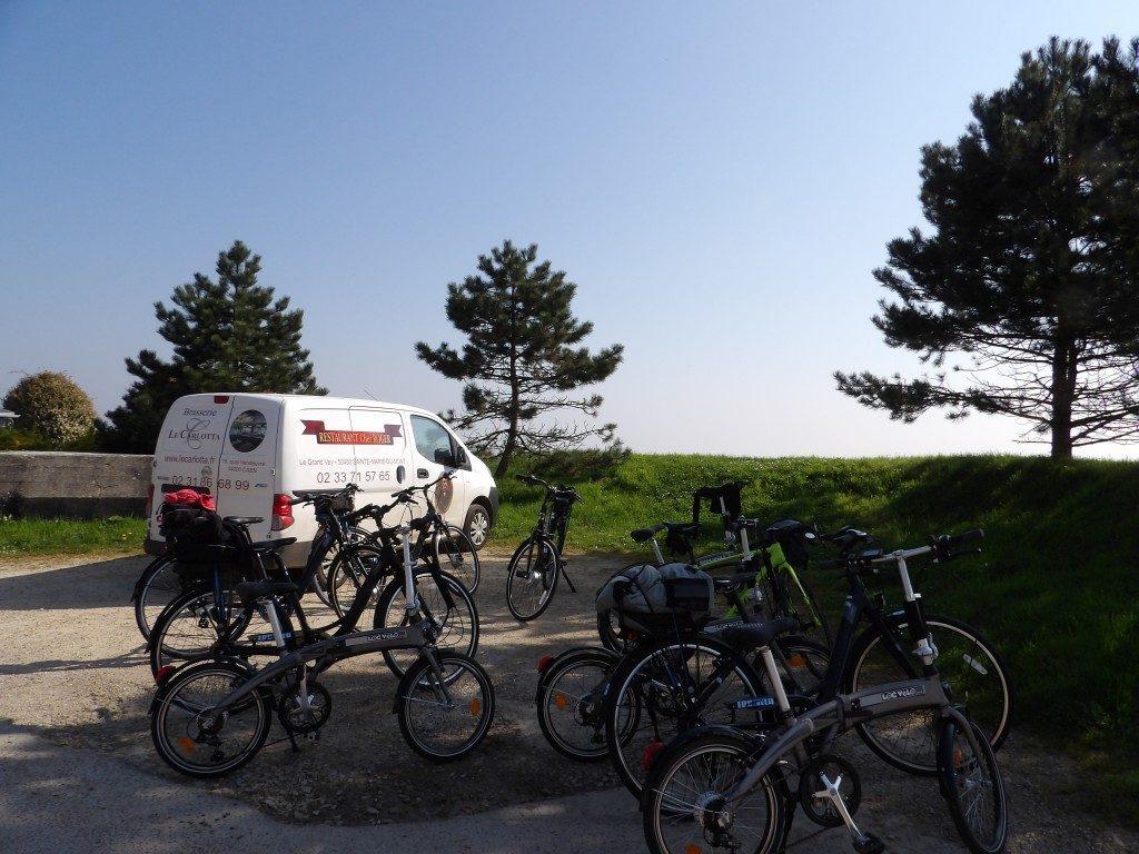 La Petite Reine la Normandie à vélos