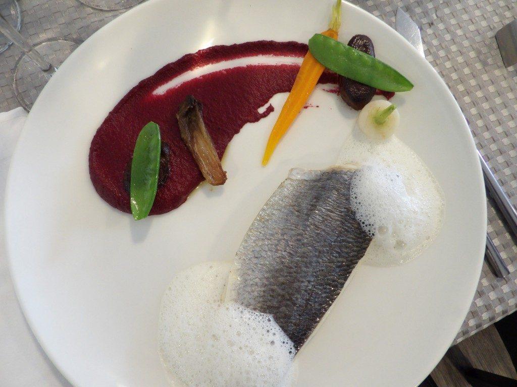 plat Restaurant l'Escale des Sens Carentan