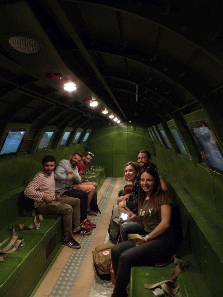 simulateur D-Day Expérience La Manche Normandie