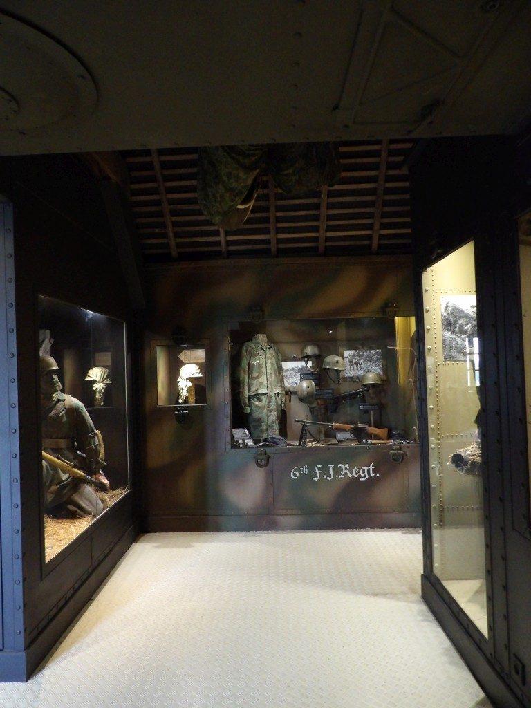 musée D-Day Expérience La Manche Normandie