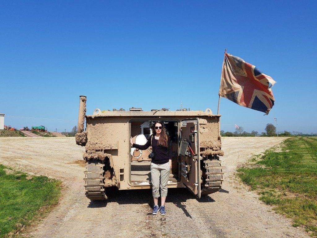 char Normandy Victory Museum La Manche Normandie