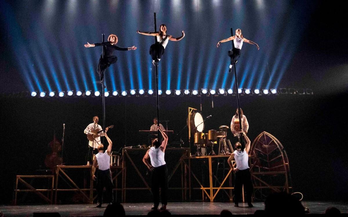 Tabarnak cirque Alphonse