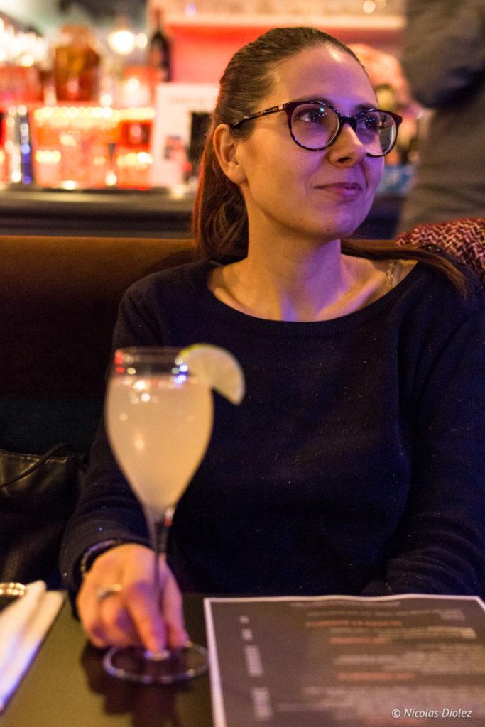 melle bon plan Jazz Café Montparnasse Paris