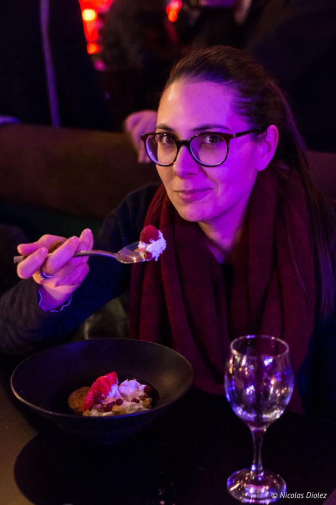 melle bon plan restaurant Jazz Café Montparnasse Paris
