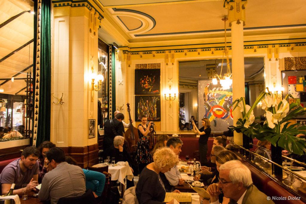 salle Les Deux Magots Paris