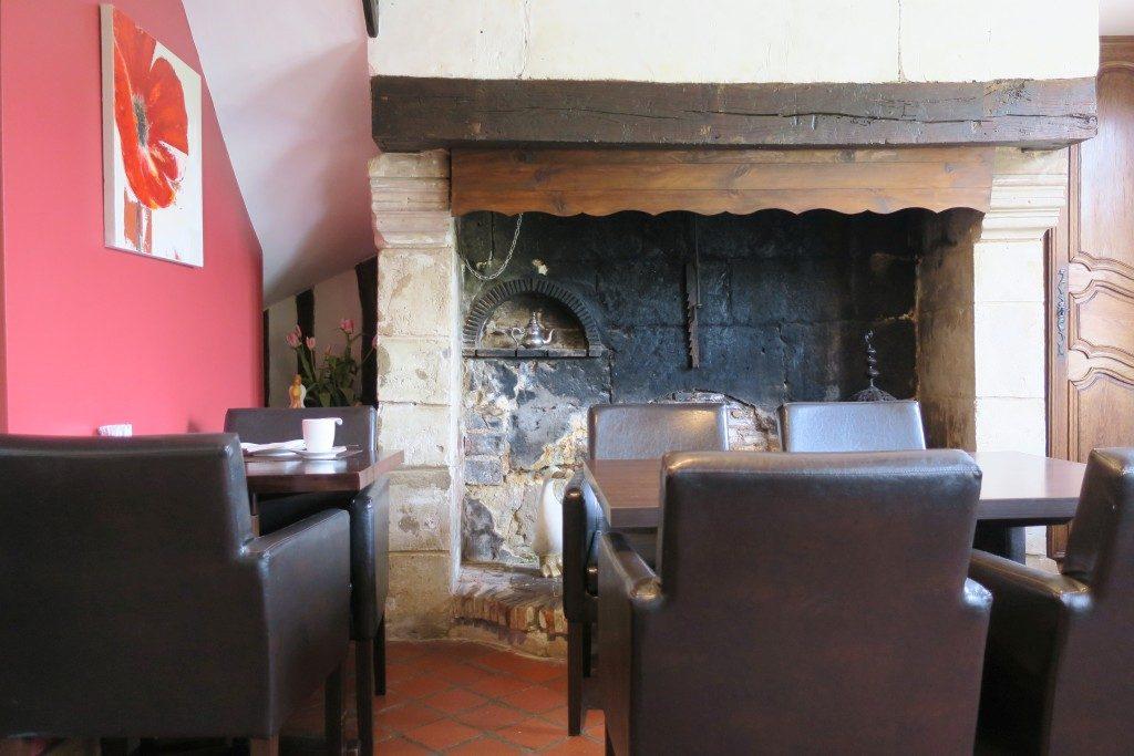 restaurant Pavé d'Hôtes Beuvron-en-Auge