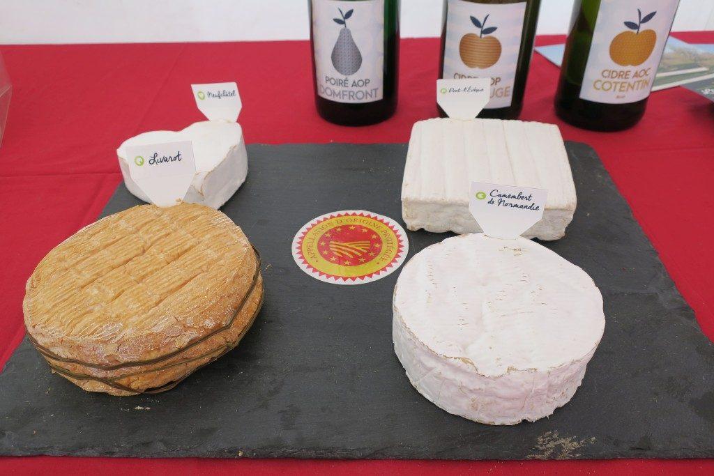 fromages Normandie Festival de Cambremer 2018