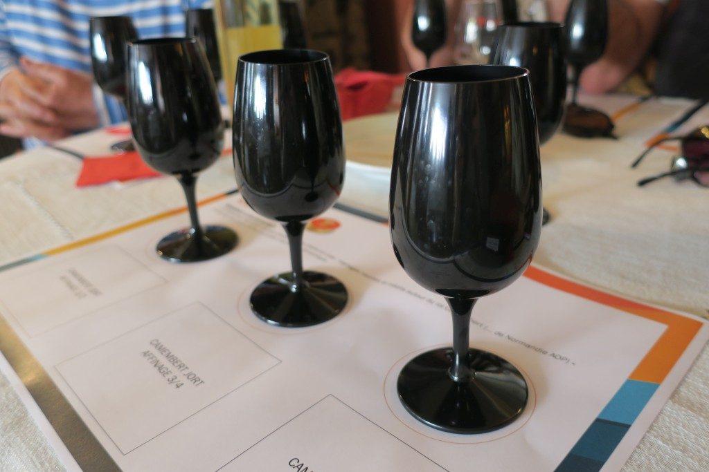 verres noirs Festival de Cambremer 2018