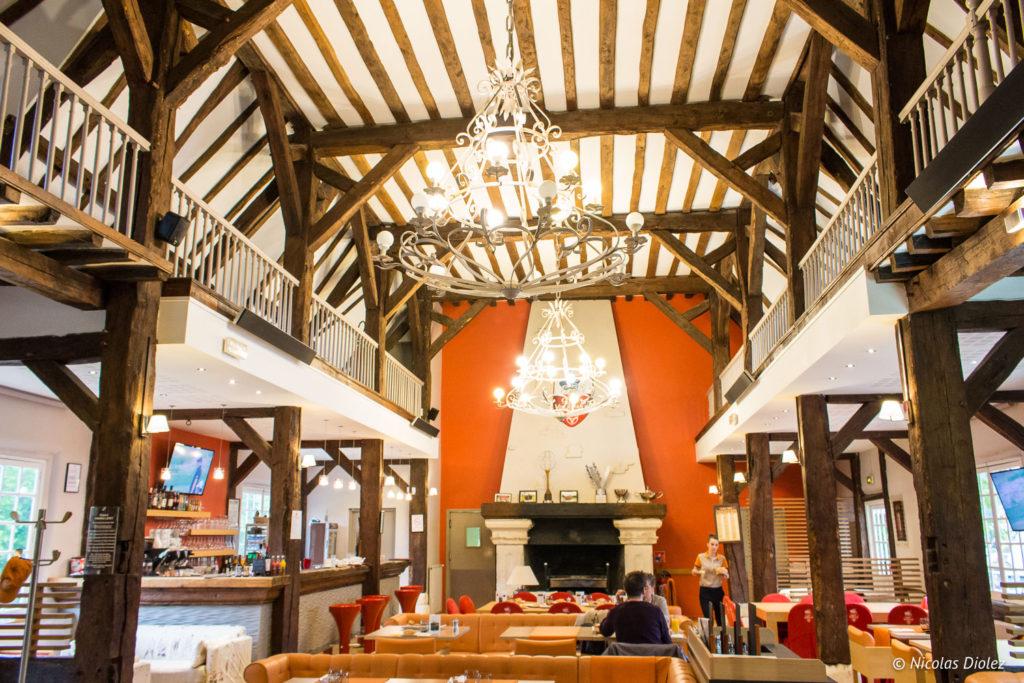 Club House hôtel du Golf à Vaudreuil Eure