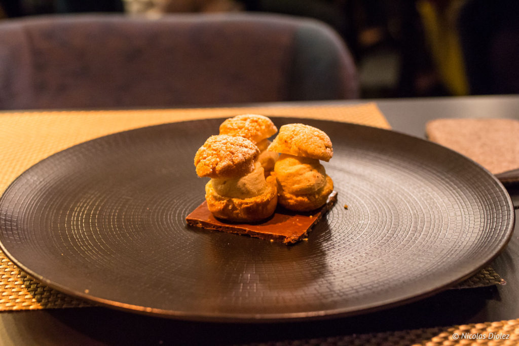 Paris Brest restaurant Cascade Insolite Eure