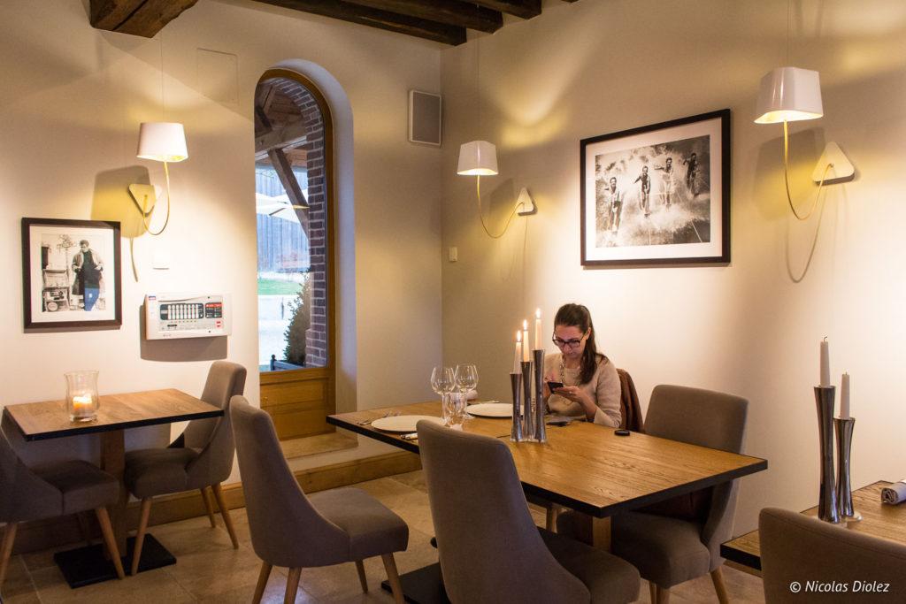 restaurant Manoir de Surville Eure