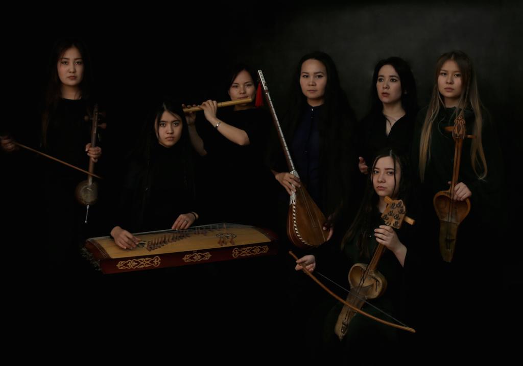 Qyrq Qyz et les quarante jeunes filles