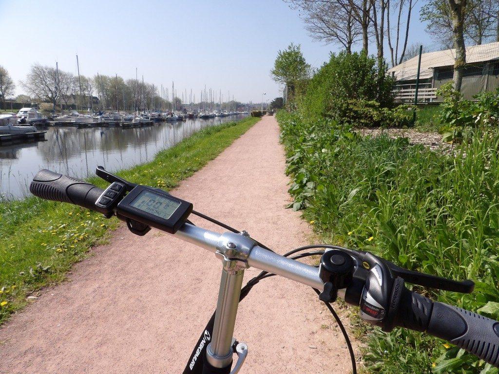 La Petite Reine vélo guidon Calvados