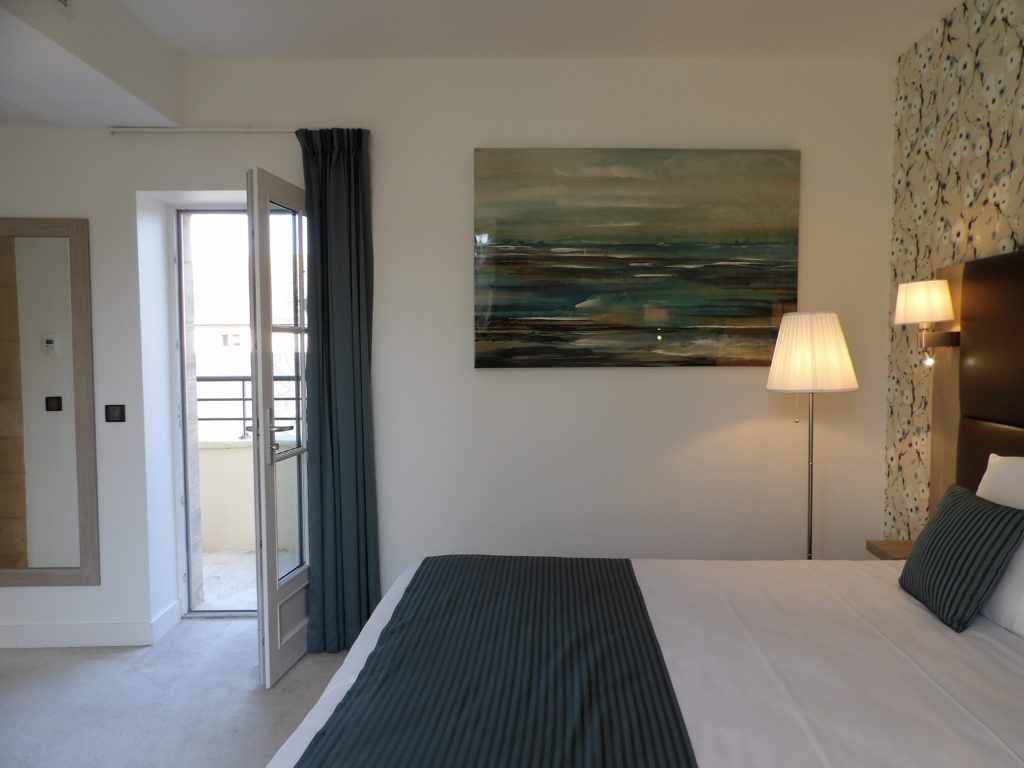 chambre Hotel Reine Mathilde Bayeux Calvados
