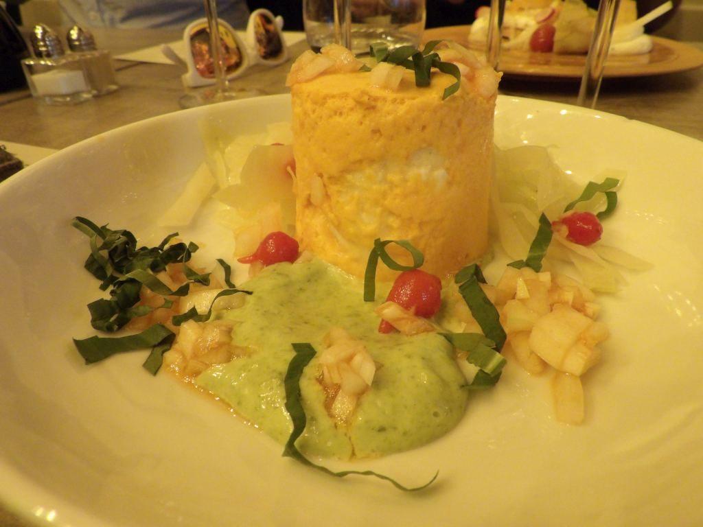 entrée restaurant Au Ptit Bistrot Bayeux Calvados
