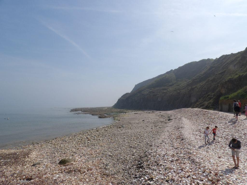 plage Port-en-Bessin Calvados