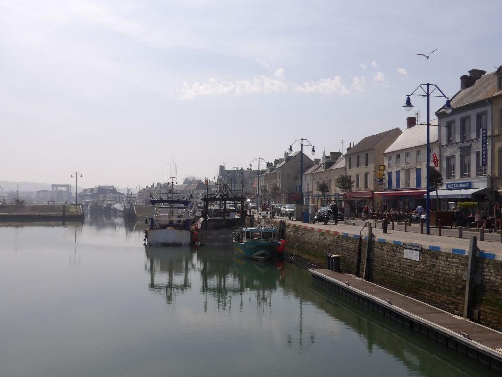 ville de Port-en-Bessin Calvados