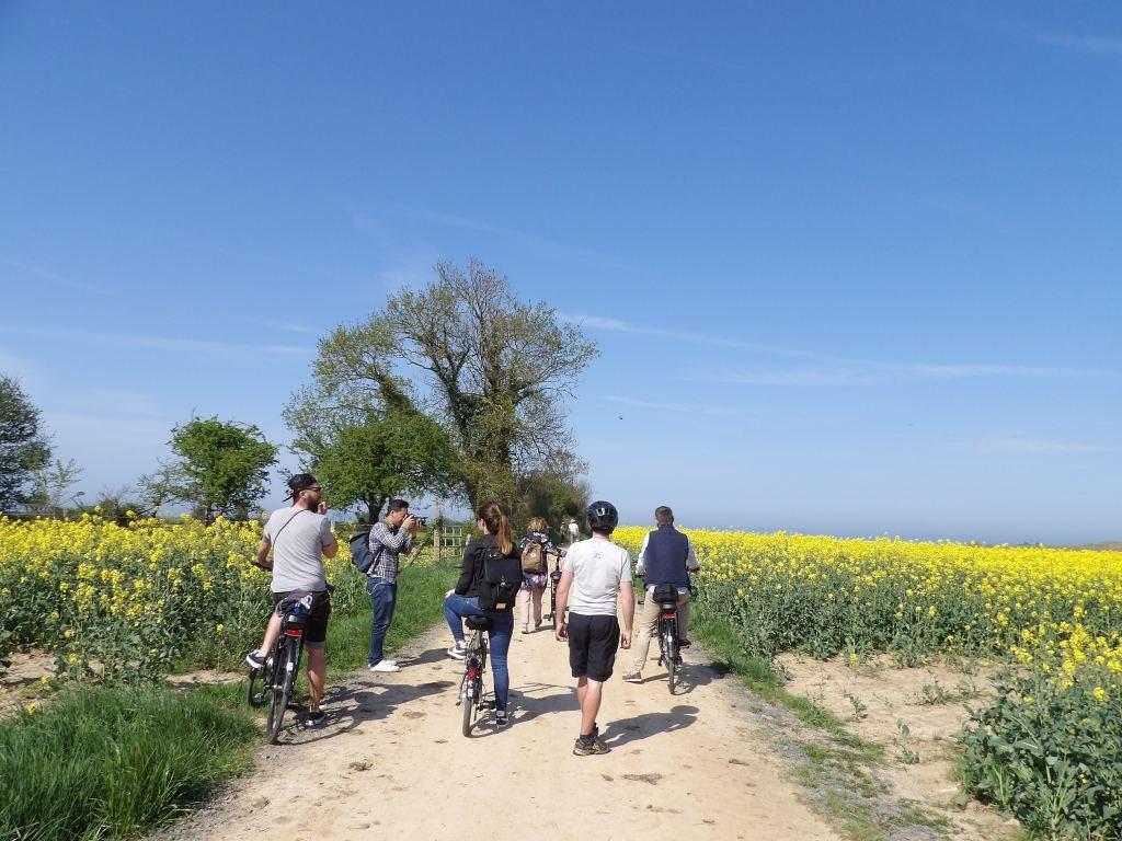 chemin Vélo trip La Petite Reine Calvados