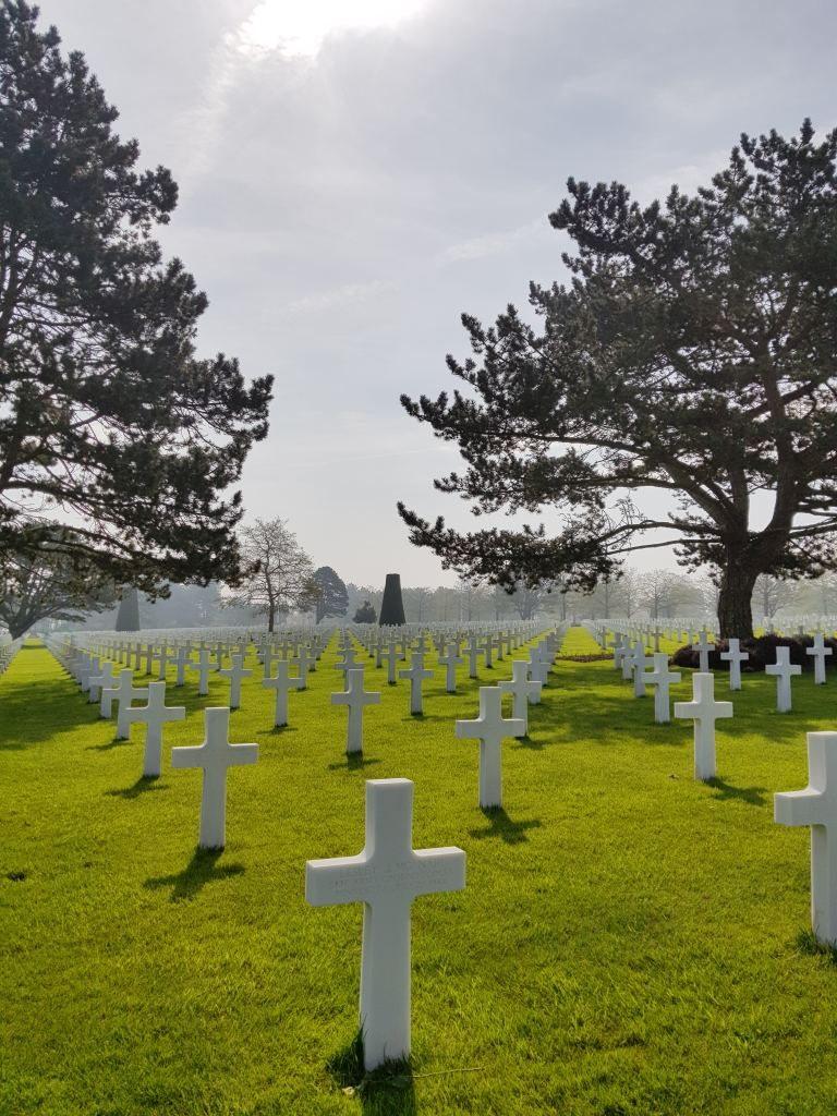 Cimetière Militaire Américain de Normandie
