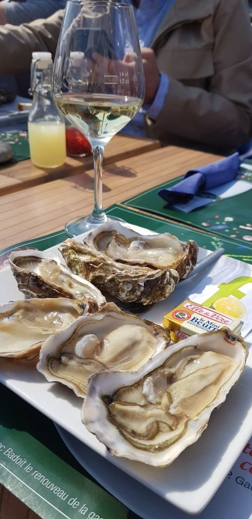 huitres Port-en-Bessin Calvados