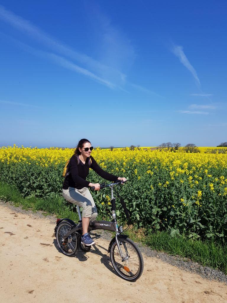 Melle Bon Plan Normandie Vélo