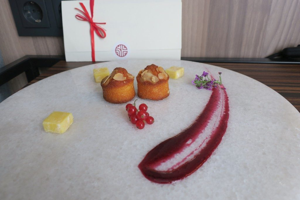 gourmandises Hotel NH Collection Madrid Gran Via