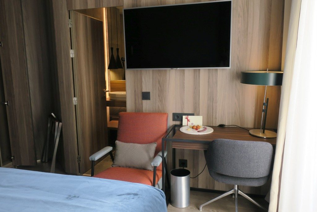 chambre Hotel NH Collection Madrid Gran Via