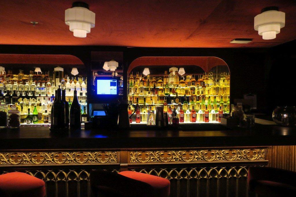 bar Hemingway Hôtel Suecia Madrid