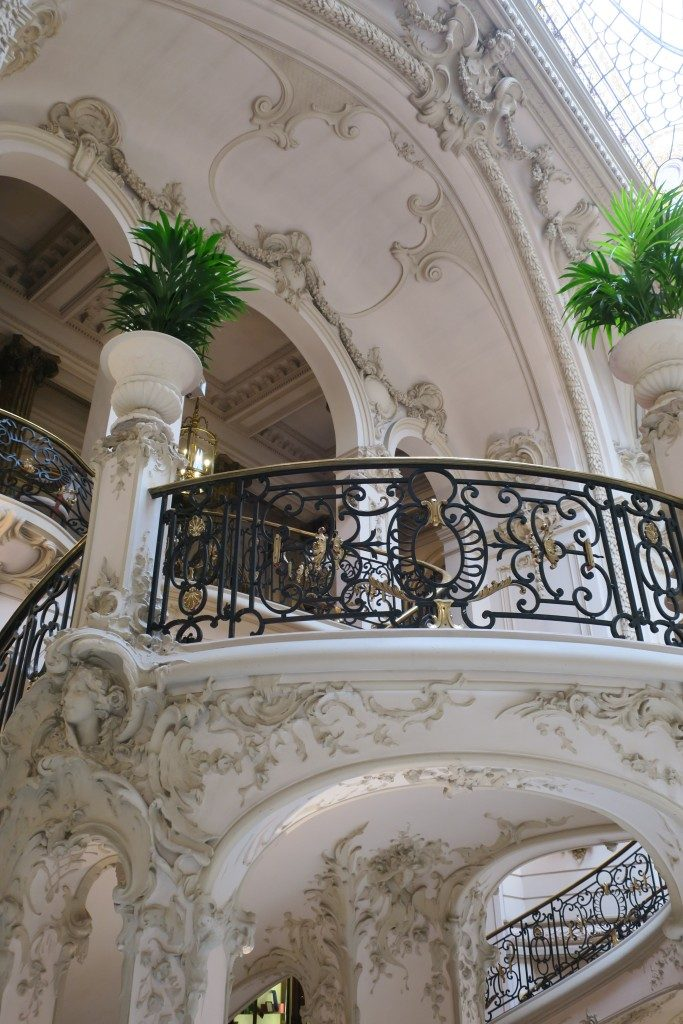 Terraza del Casino Madrid