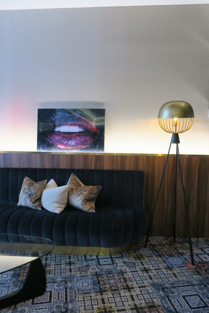 accueil Hotel NH Collection Madrid Gran Via