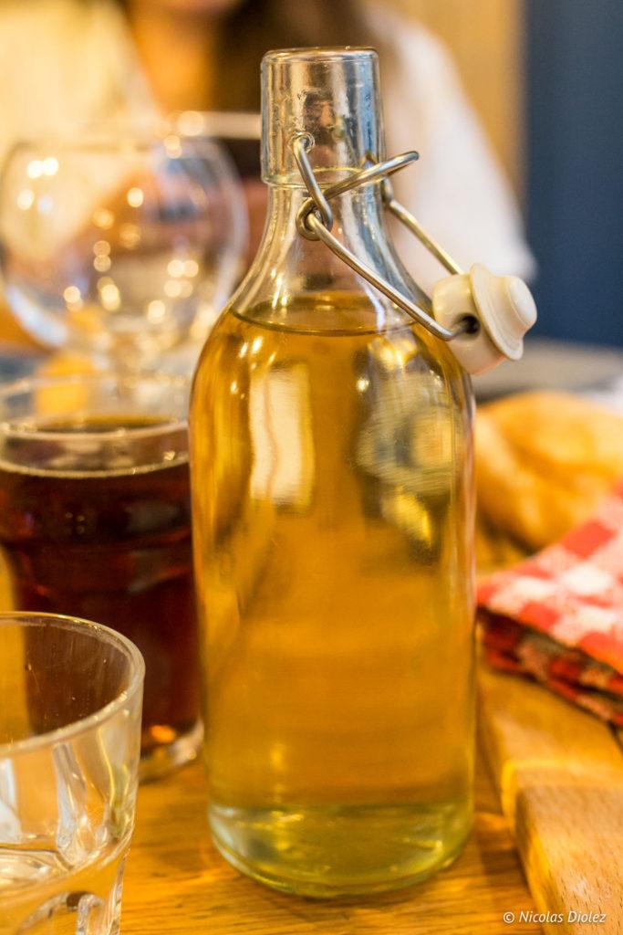 Vin blanc Papy aux fourneaux Paris