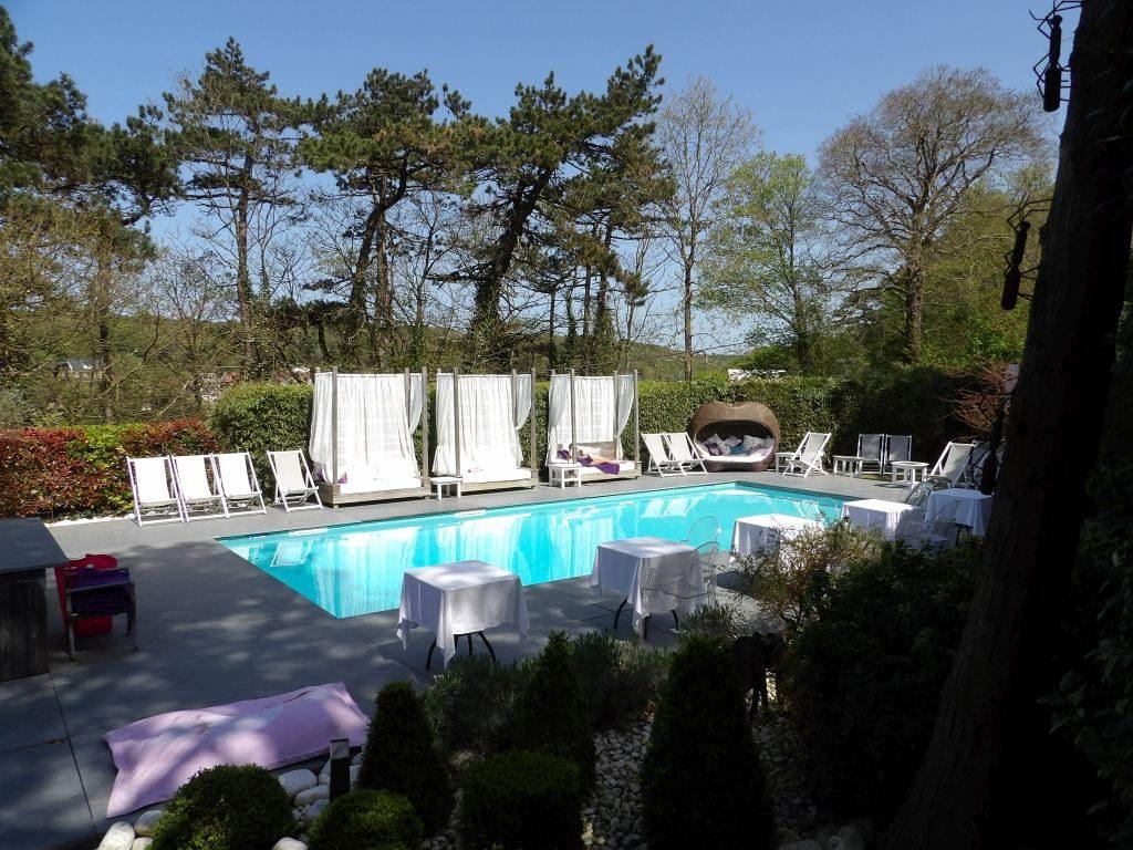 piscine Hôtel Le Donjon Etretat