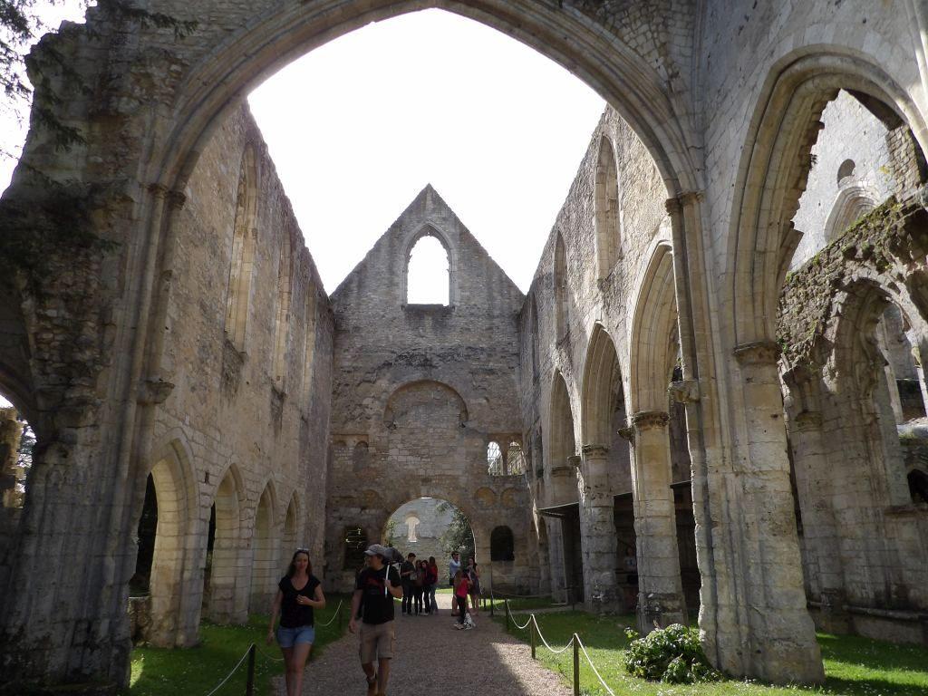 Abbaye de Jumièges Seine Maritime