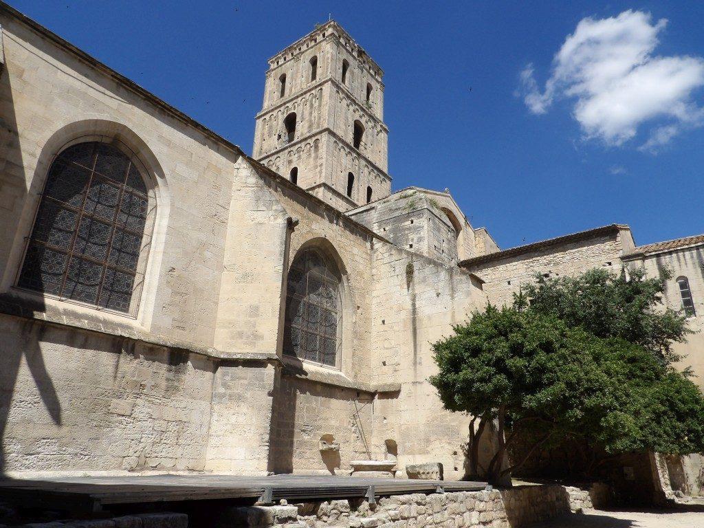 église Saint-Trophime Arles