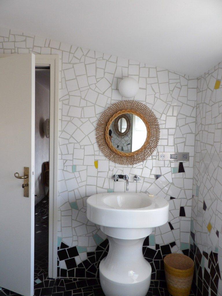 salle de bain Hôtel du Cloître Arles