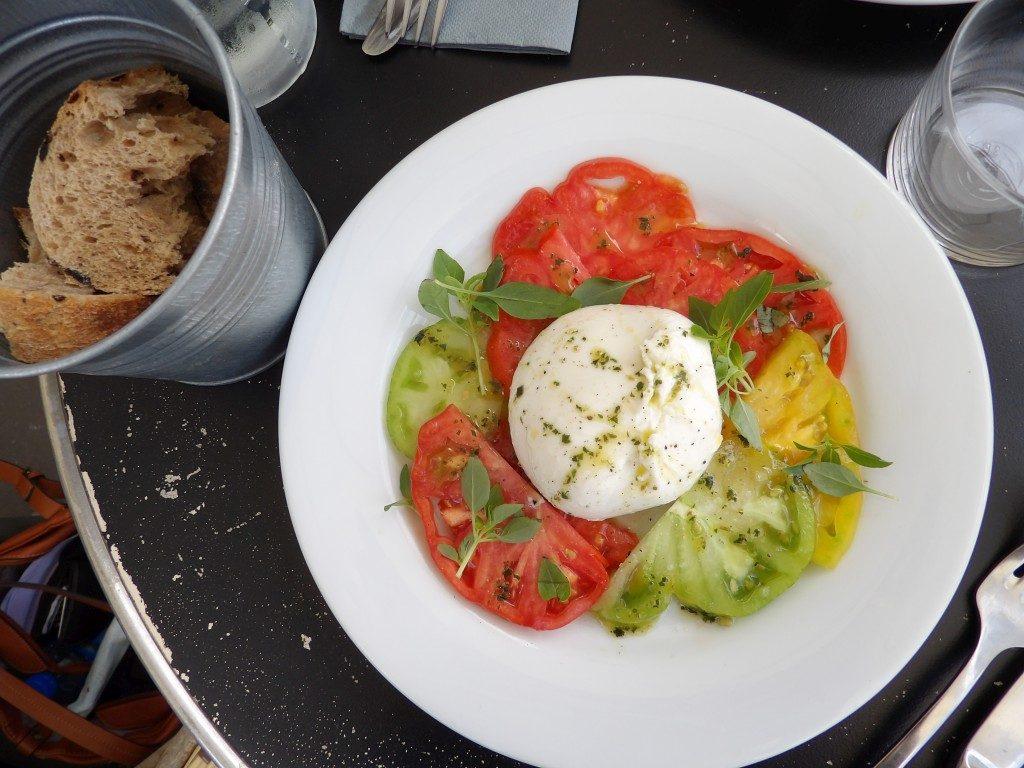 tomates Restaurant Le Lion d'Arles