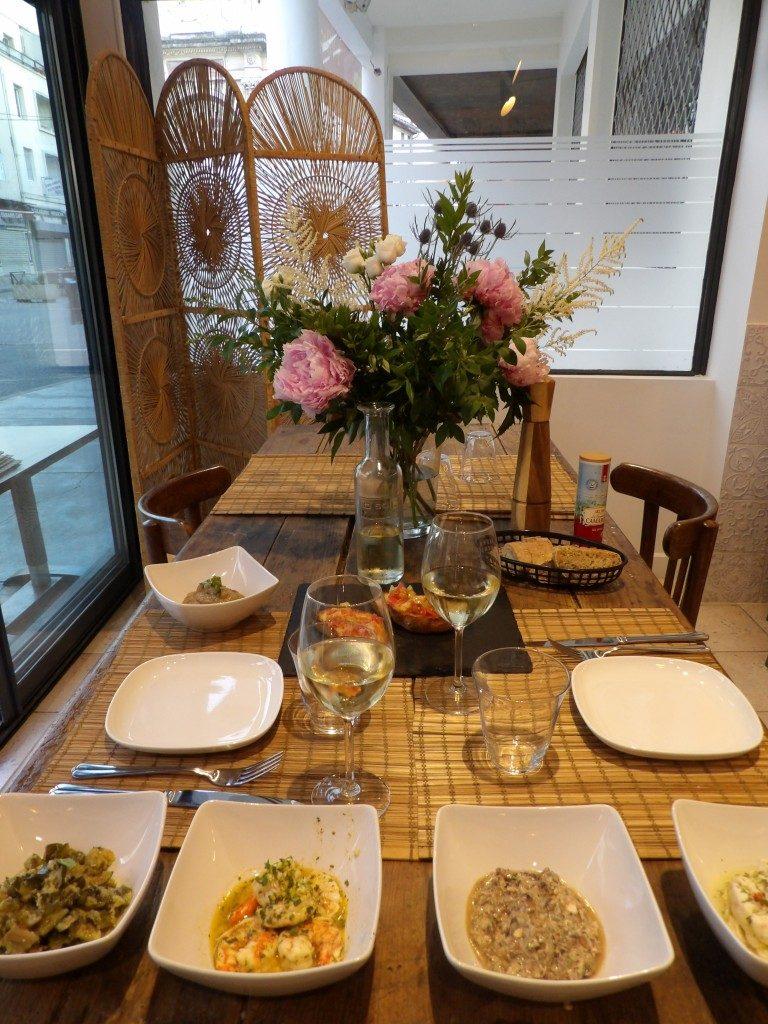 Restaurant Volver Arles
