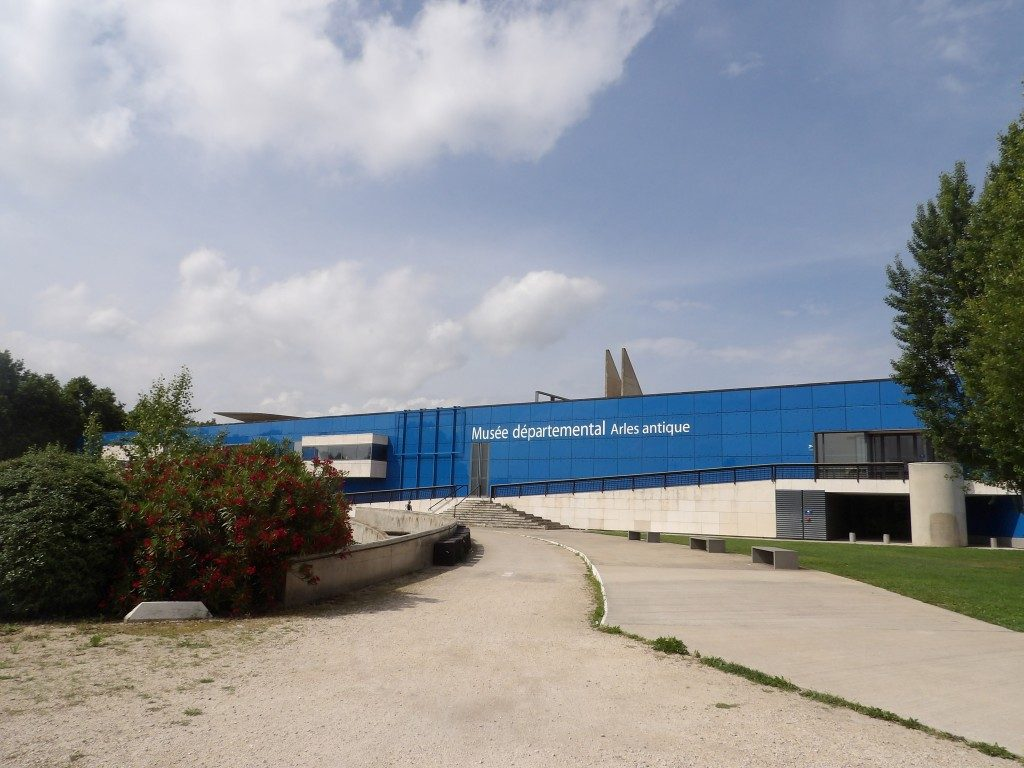 musée de l'Arles Antique