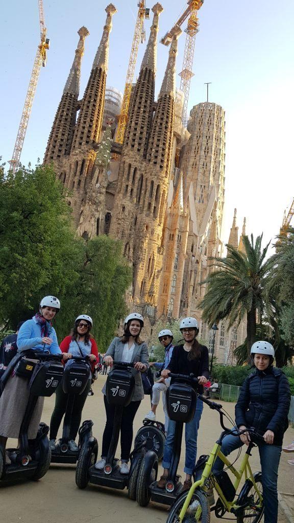Segway Barcelone