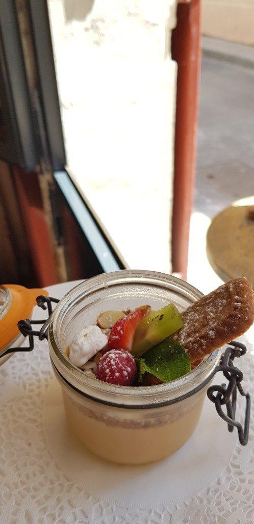 dessert Les Filles du 16 Arles