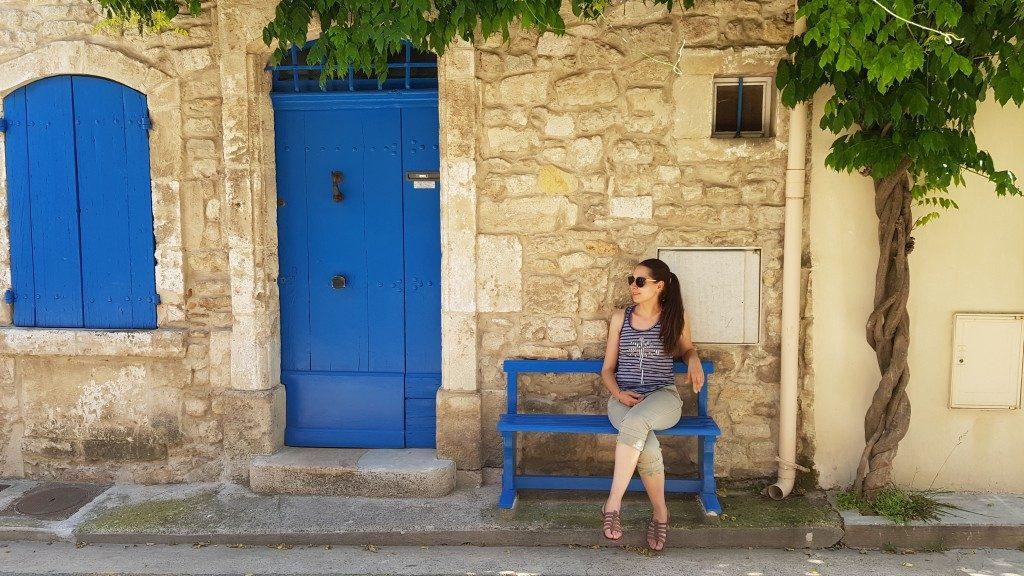 banc Melle Bon Plan rue Arles
