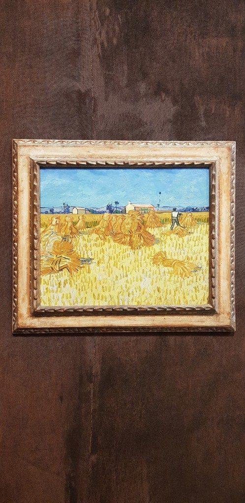 tableau Fondation Vincent Van Gogh Arles