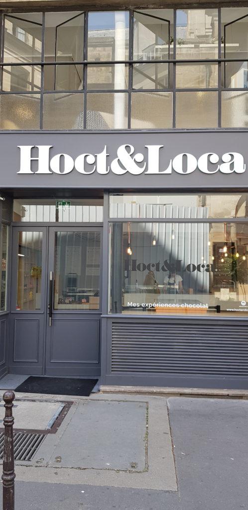 facade Hoct & Loca Paris
