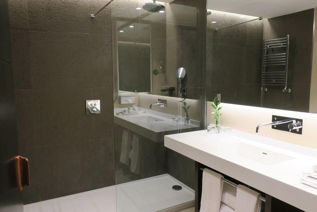 salle de bain NH Collection Gran Hôtel Calderon Barcelone